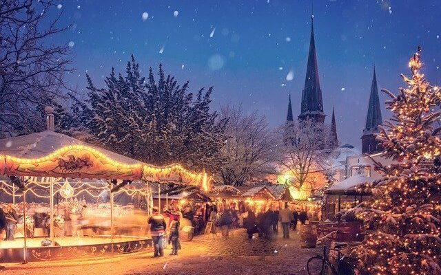 Европа начинает отменять Рождественские ярмарки