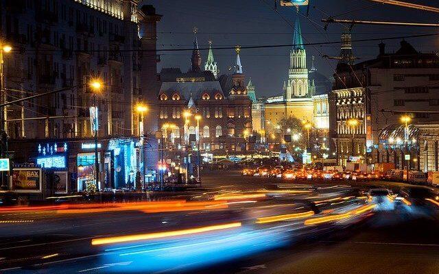 Города России отмечены престижной туристической премией