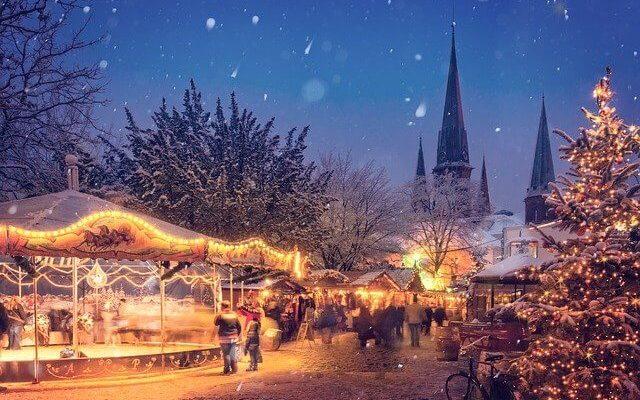 В Германии придумали новый формат рождественских ярмарок