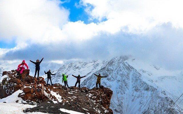 Курорт «Эльбрус» уже несколько дней не работает из-за лавиноопасности