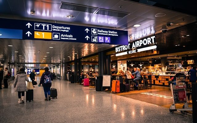 Аэропорт Хельсинки можно использовать как транзитный