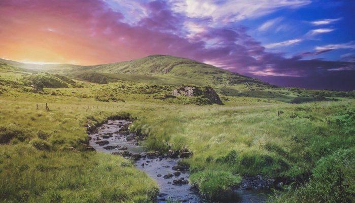 Остров в Ирландии ждет желающих на работу мечты
