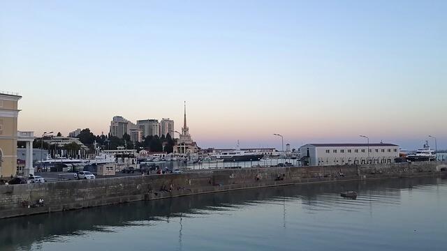 Круизное сообщение по Черному морю будет возобновлено в июне