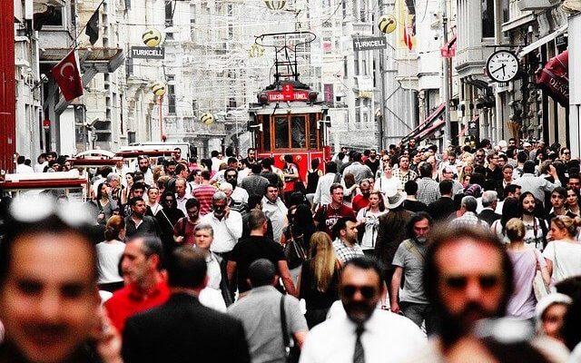 В Стамбуле запускают трамвай вдоль бухты «Золотой Рог»