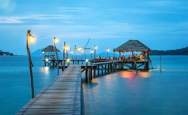 Таиланд вводит туристический налог