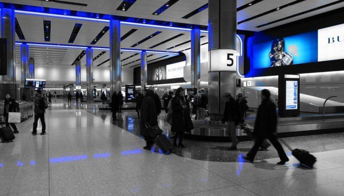 Хитроу вводит новый сбор для пассажиров