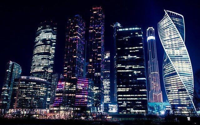 Москва стала лидером в Европе по загрузке отелей