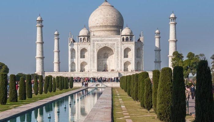 Тадж-Махал открывается для туристического посещения