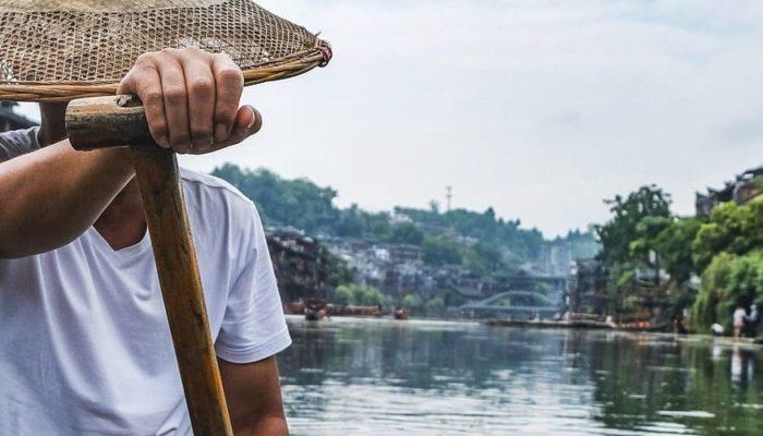 В Китае в зоне наводнения находятся около 13 миллионов человек