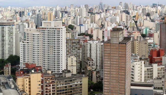 На Бразилию обрушилась аномально холодная погода