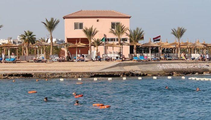 Российская делегация проверяет египетские курорты