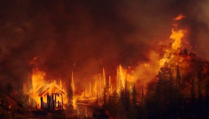 Туристы должны быть готовы к эвакуации из отелей Турции в связи с пожарами