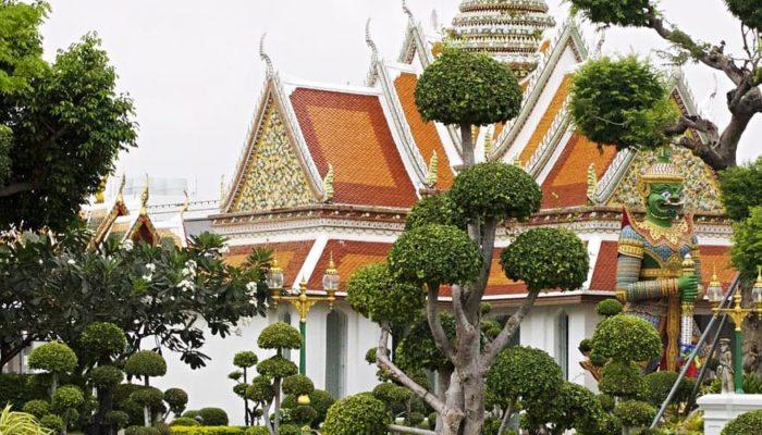 В середине октября для вакцинированных иностранных туристов открывается Бангкок