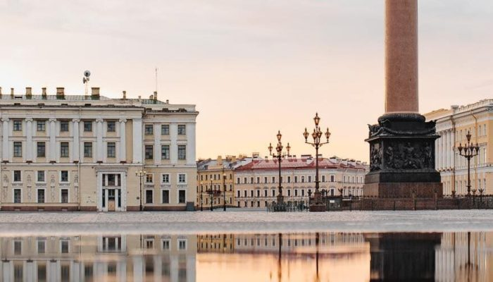 Назван лучший туристический город России