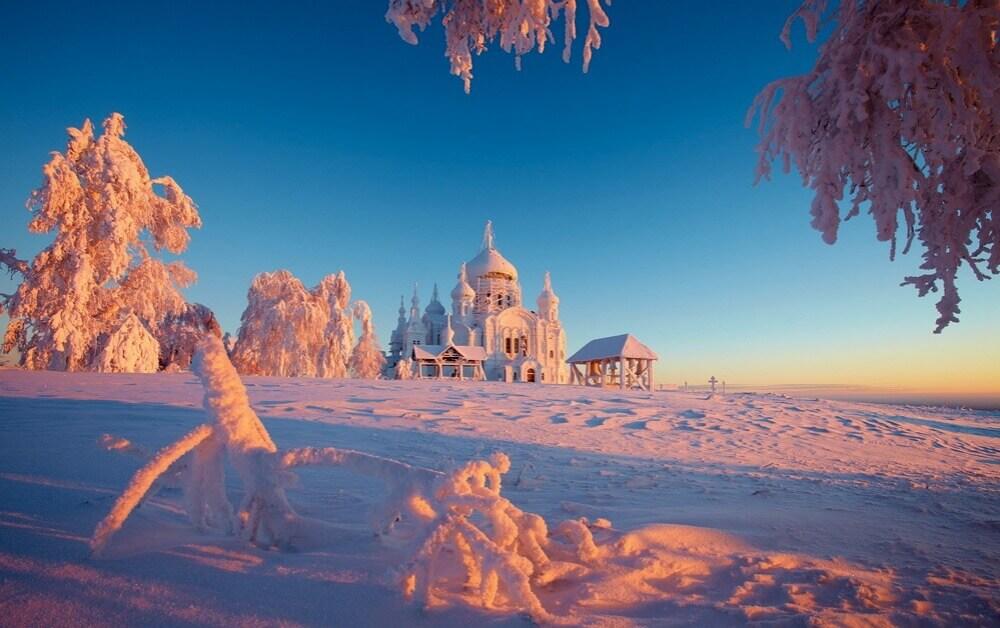 Белогорский монастырь, Пермская область