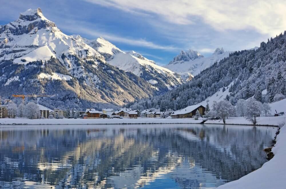 Энгельберг, Швейцария