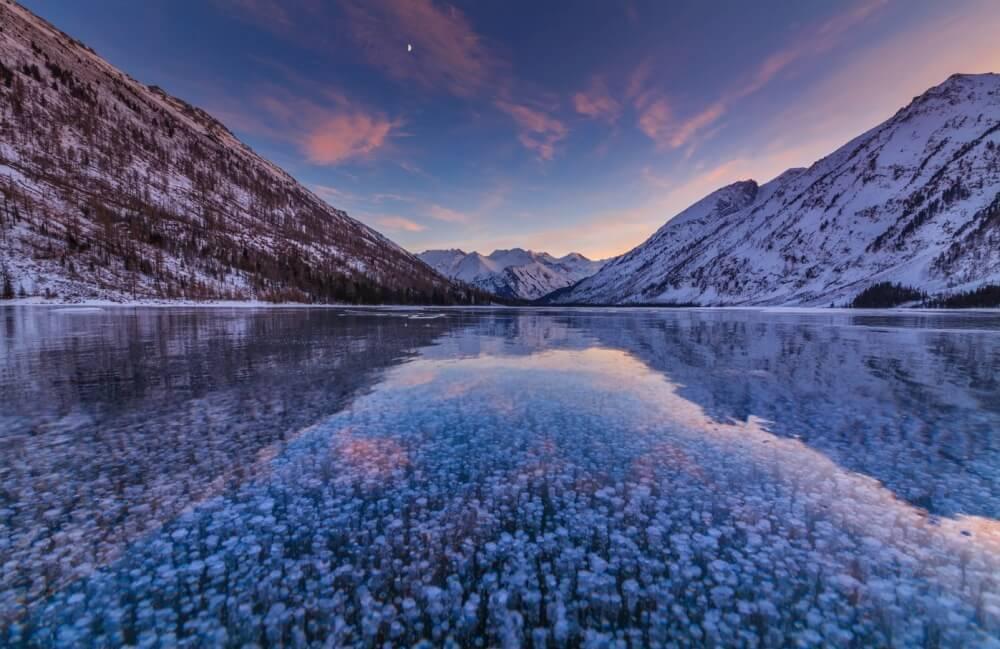 Мультинские озера, Алтай