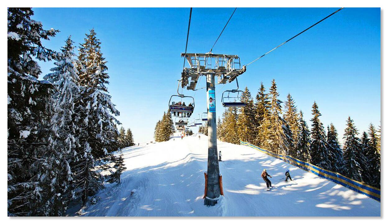 Карпаты — замечательное место отдыха не только для любителей горных лыж.