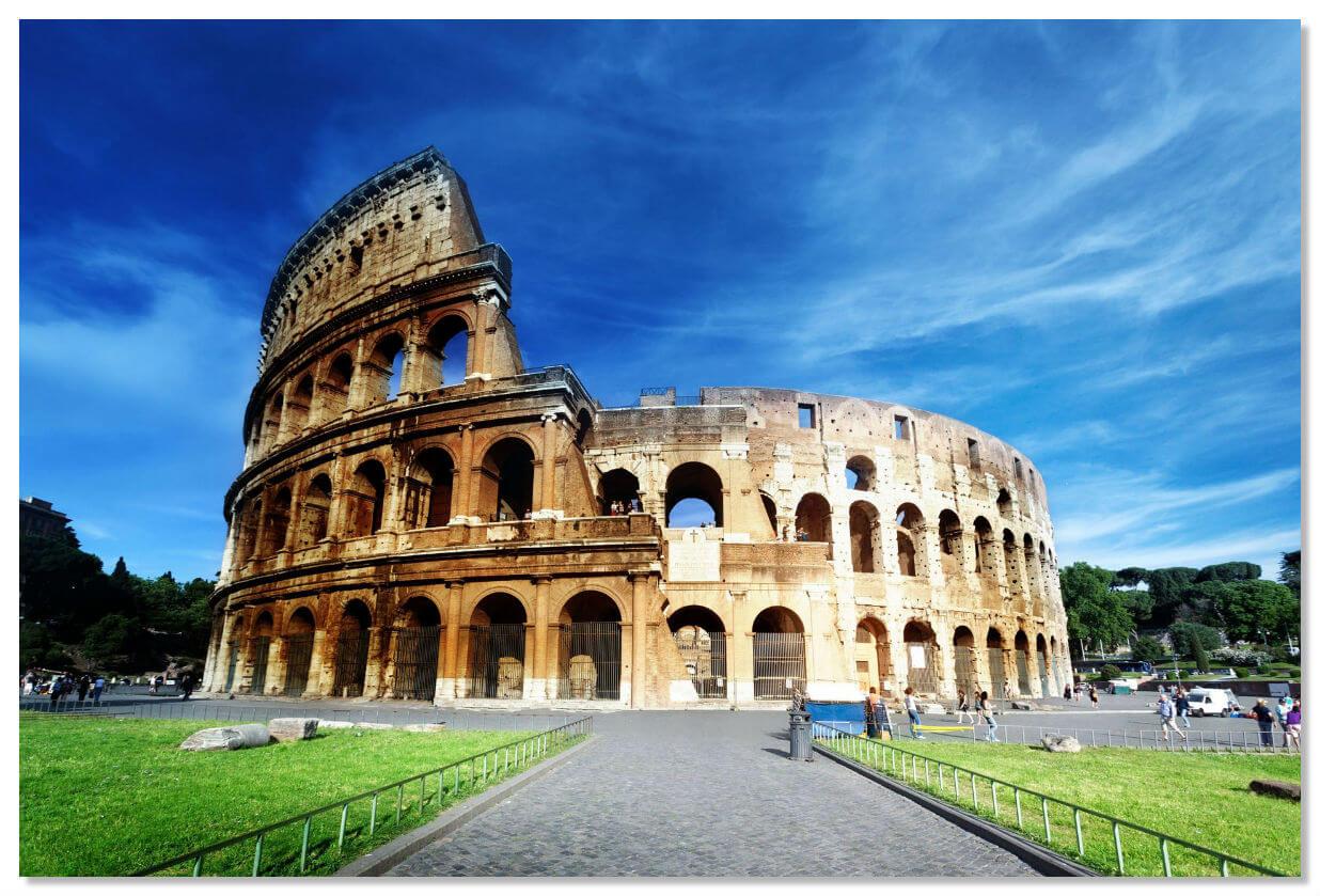 Колизей по результатам голосования, которые были оглашены 7 июля 2007 года, был признан одним из 7 Новых чудес света.