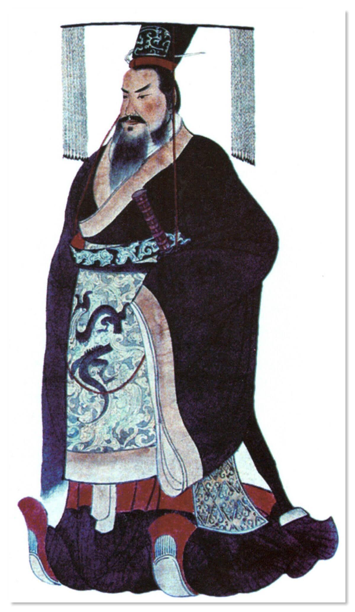 Император Цинь Шихуанди