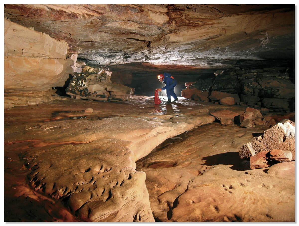 Пещеры горы Рорайма