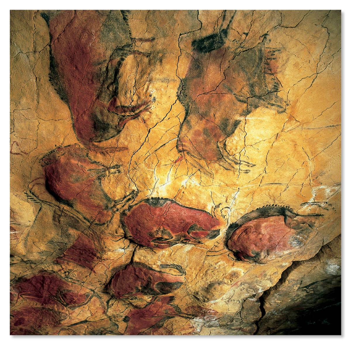 Рисунки в пещере Альтамира