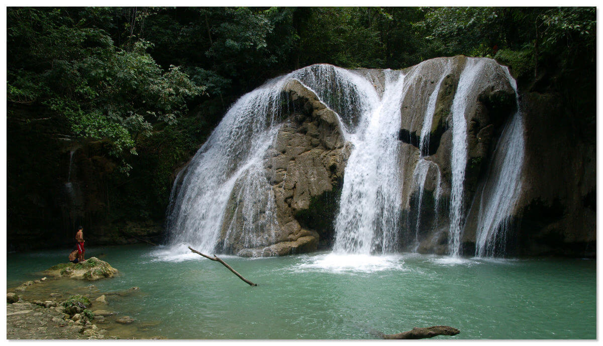 Водопады Дамахагуа