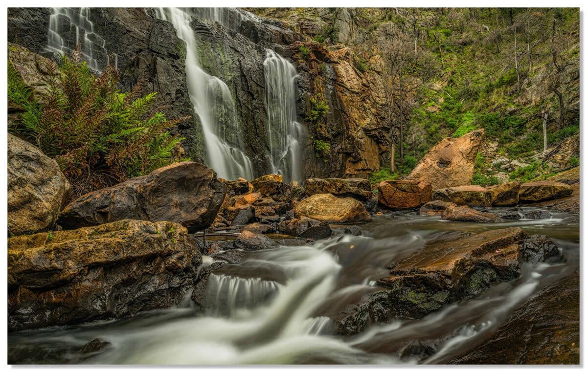 водопад Маккензи