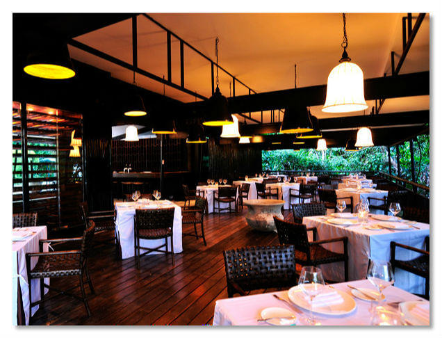 ECO Gourmet Cafe в Сингапуре