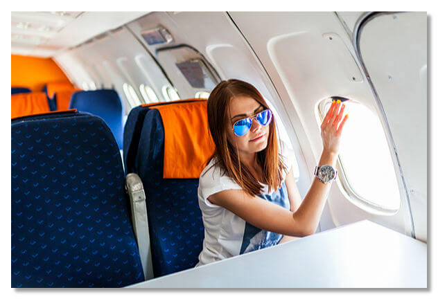 Пассажиры бизнес-класса жалуются на отсутствие пижам