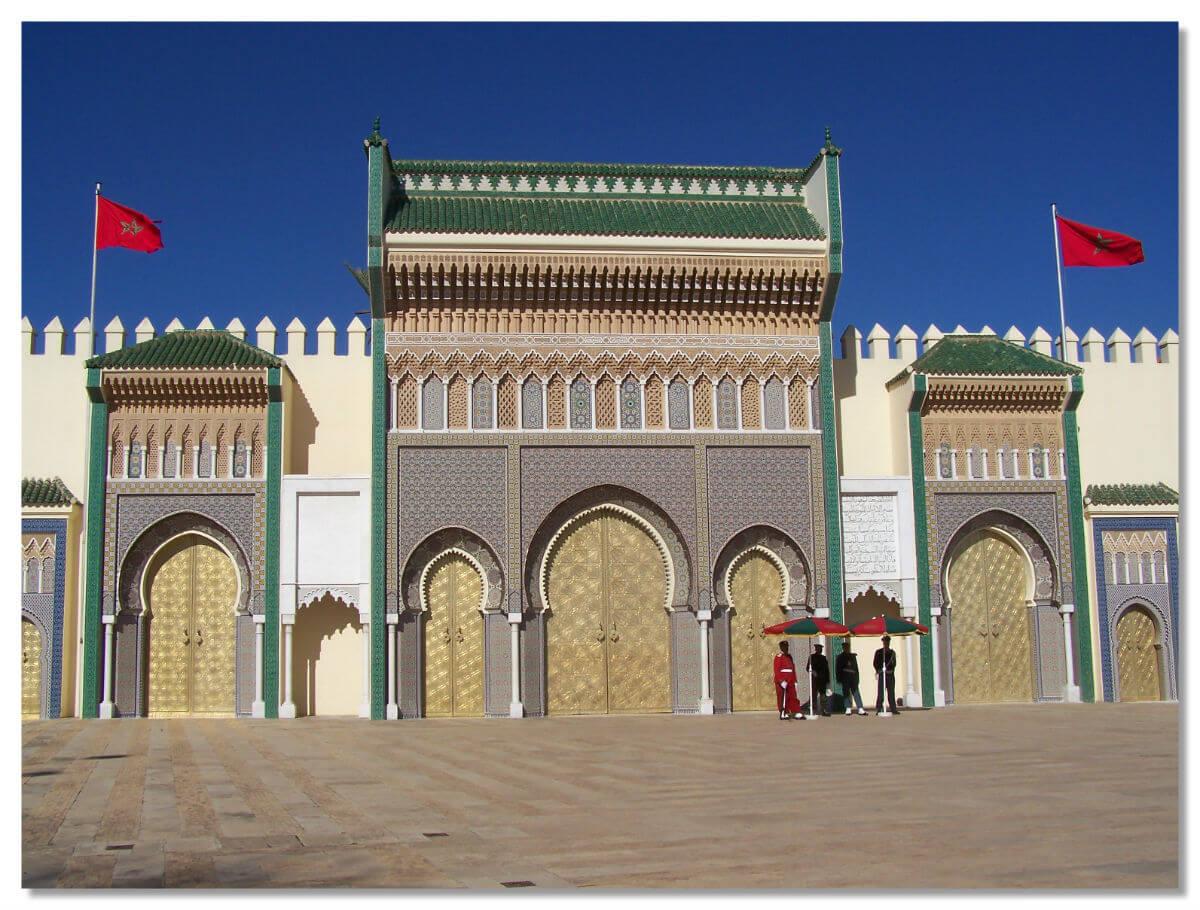 Дар аль-Махзен в Марокко
