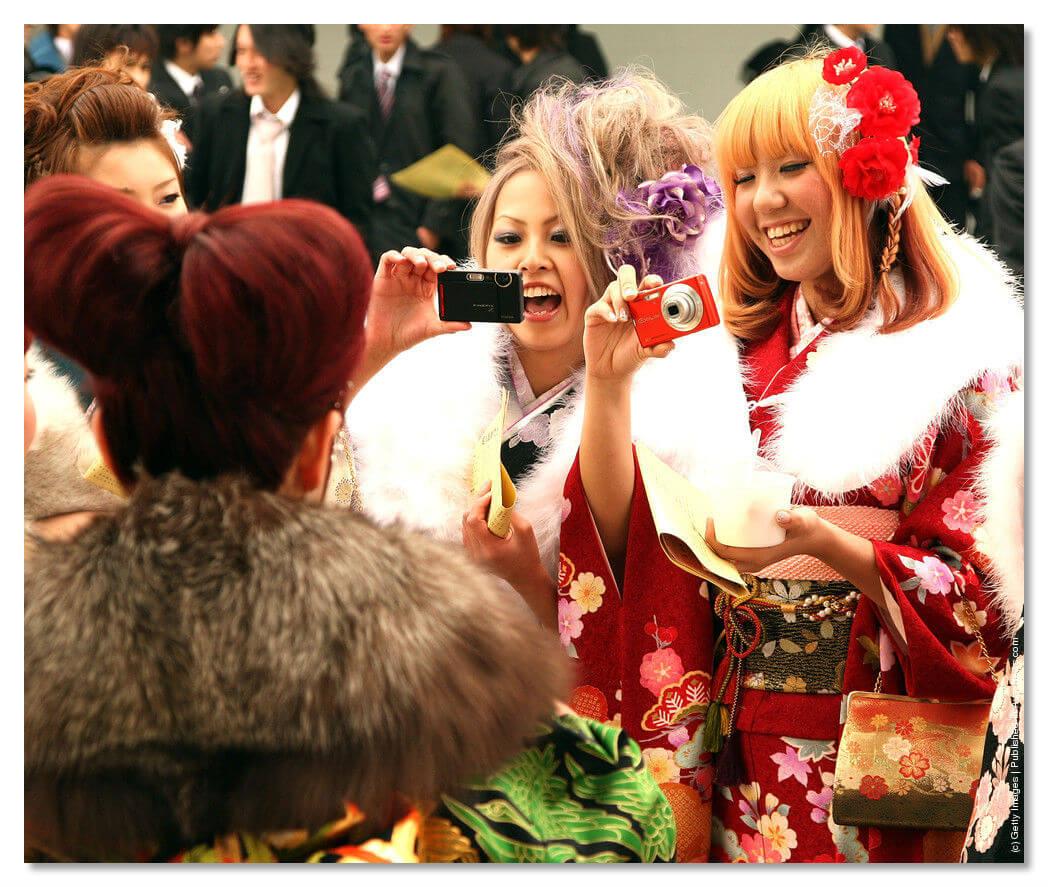 Друзья напрокат в Японии