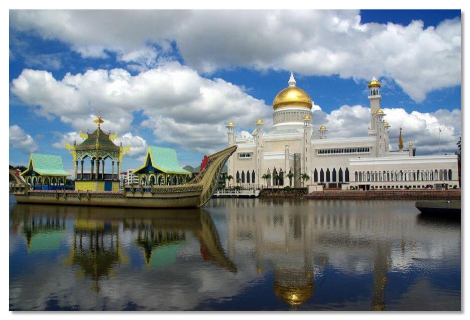 Истана Нурул Иман в Брунее