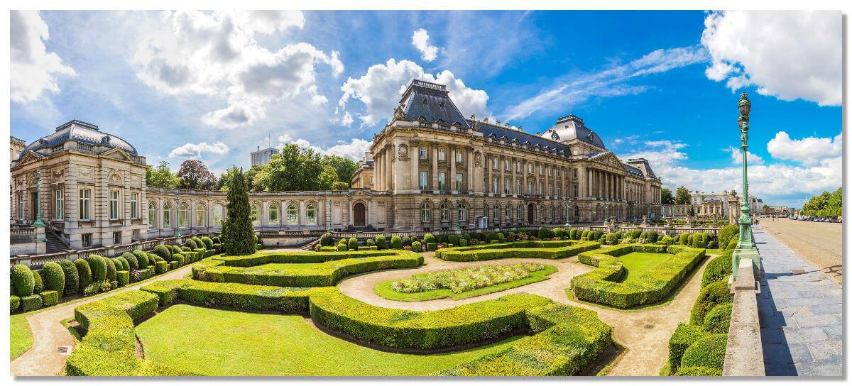 Королевский дворец в Брюсселе, Бельгия