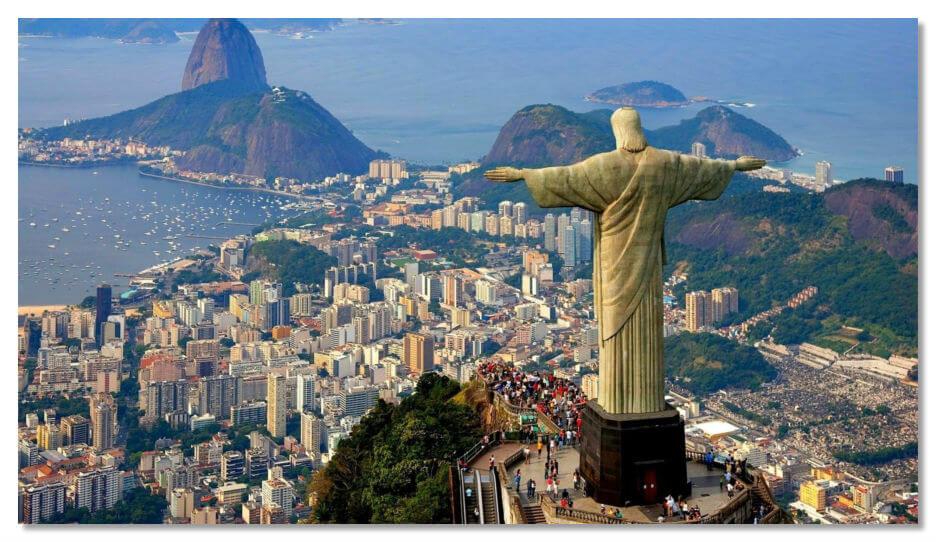 Хай-Бразил — современная Бразилия