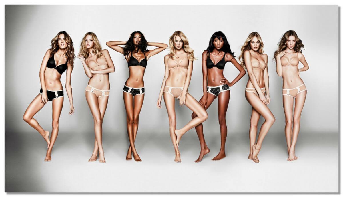 Худые девушки-модели запрещены во Франции