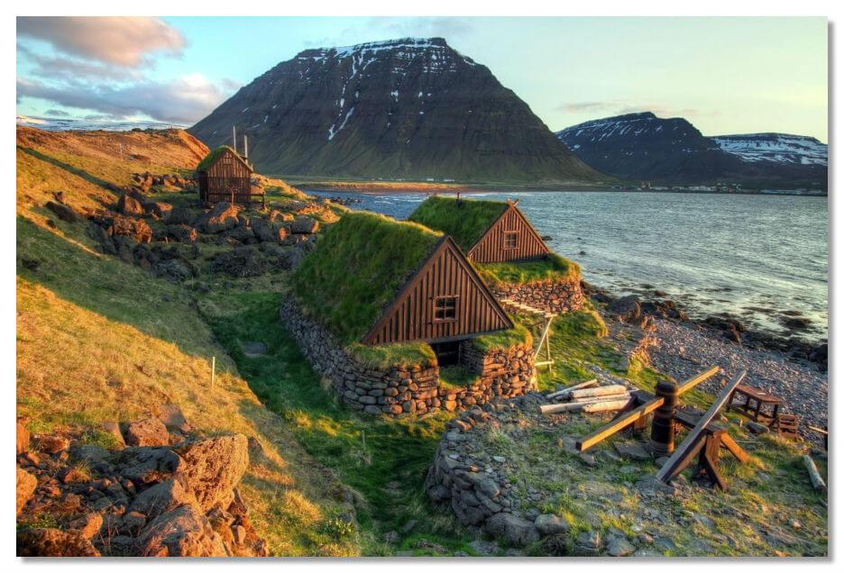 Остров Туле — современная Исландия
