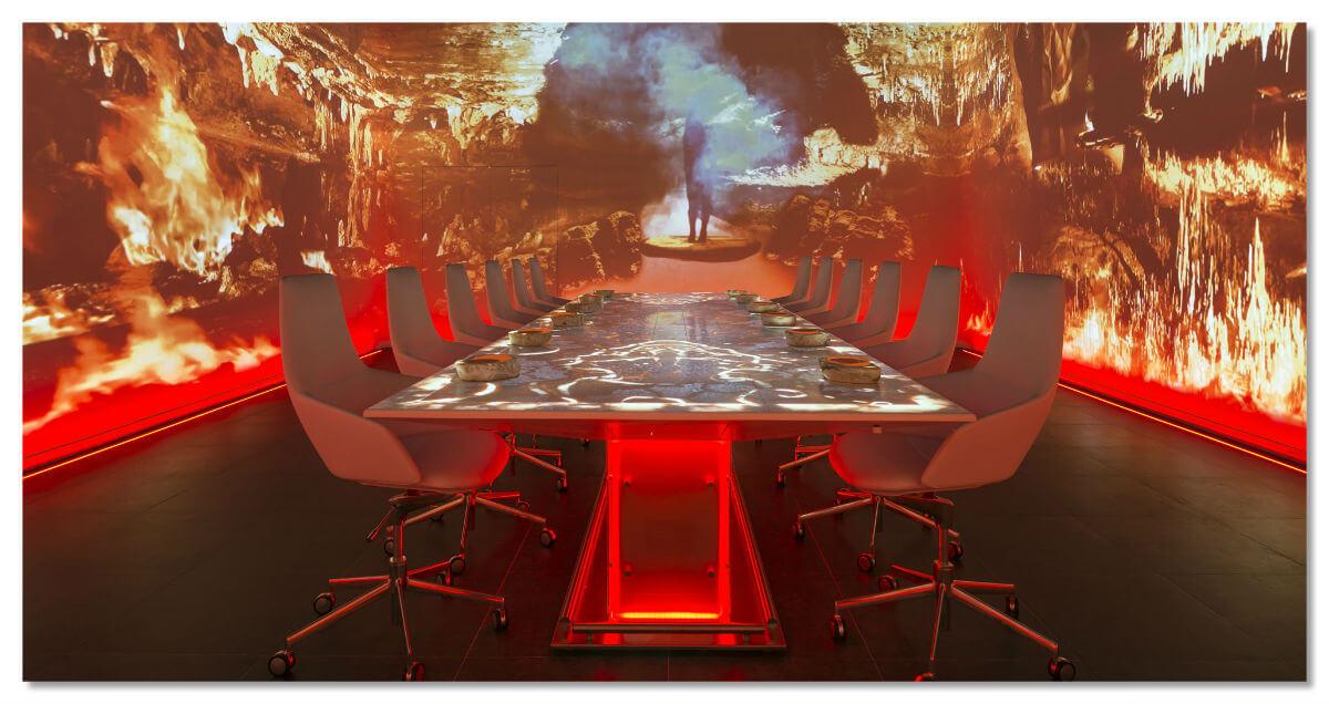 Ресторан на Ибице