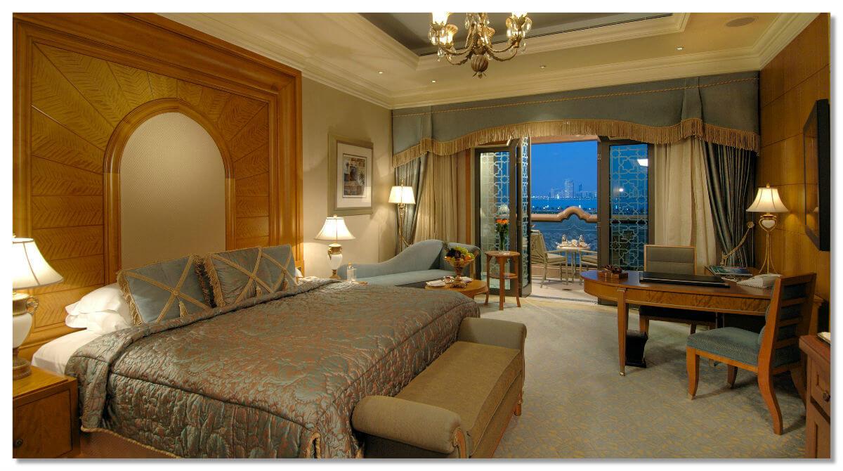 Самый дорогой в мире отель