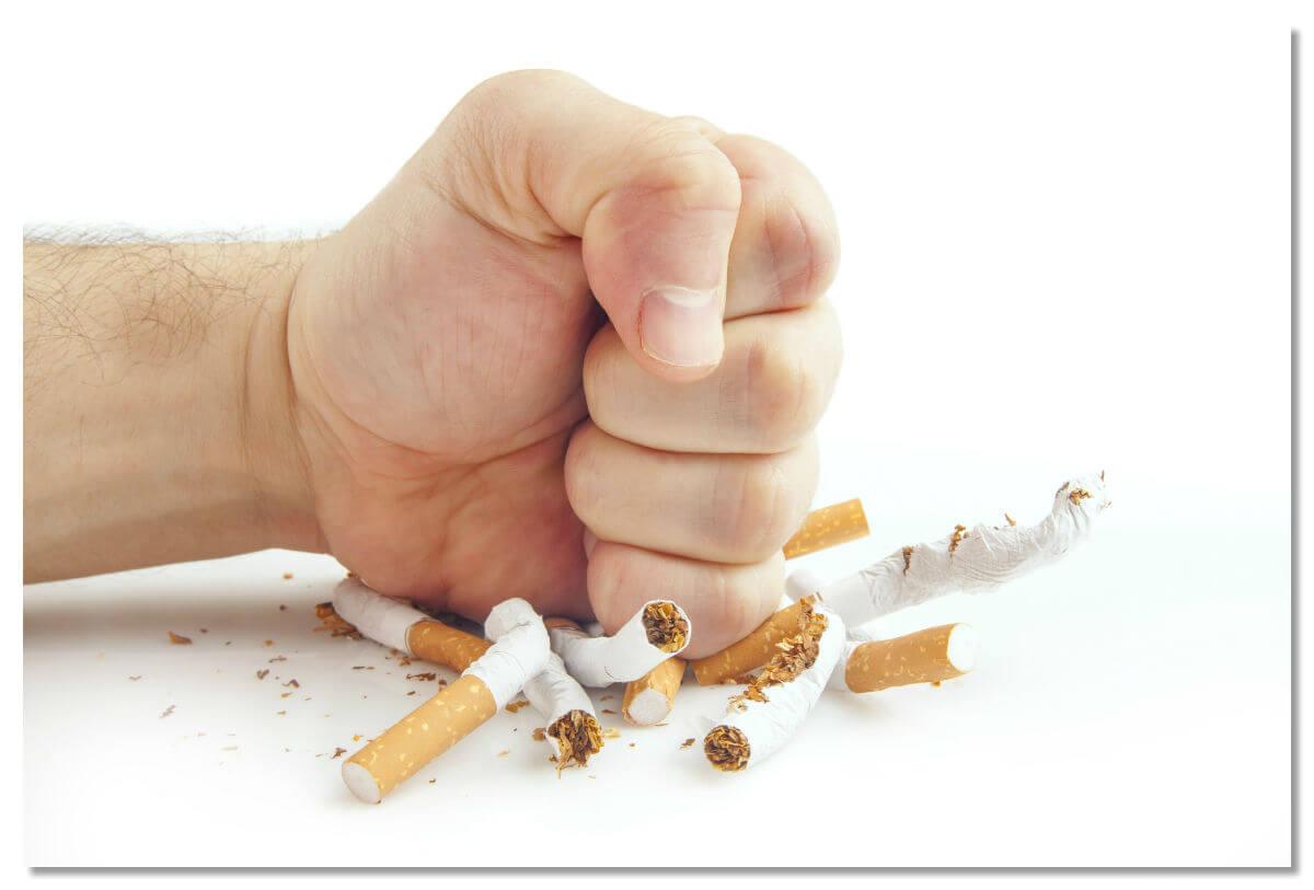 Сигареты запрещены в Туркменистане