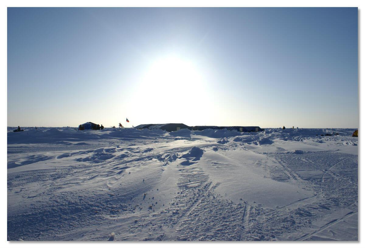 Wi-Fi на Северном полюсе