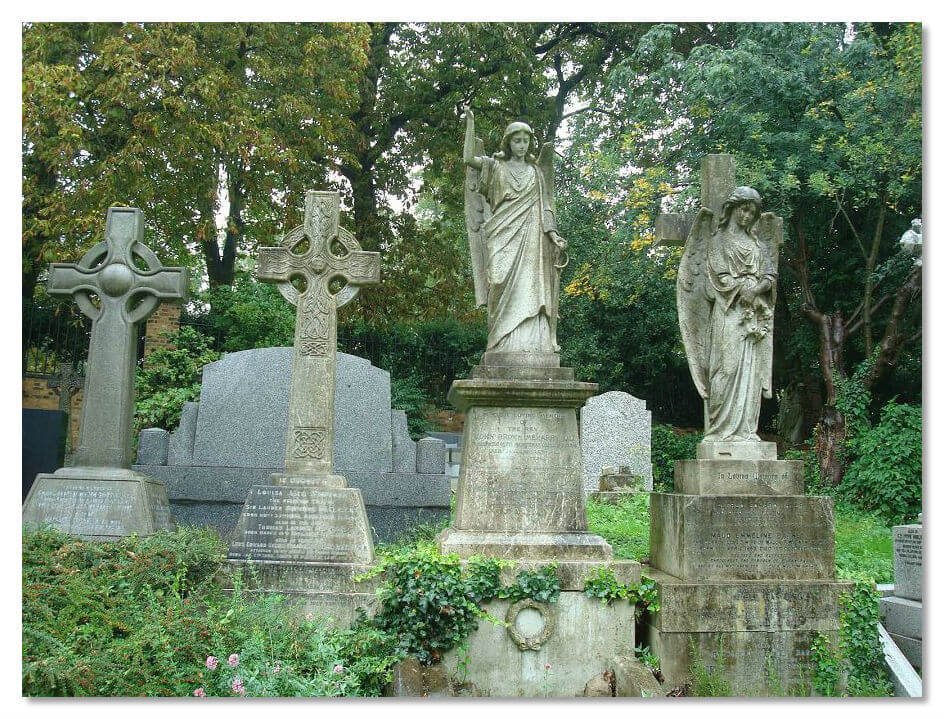 Wi-Fi на кладбище в Кентукки