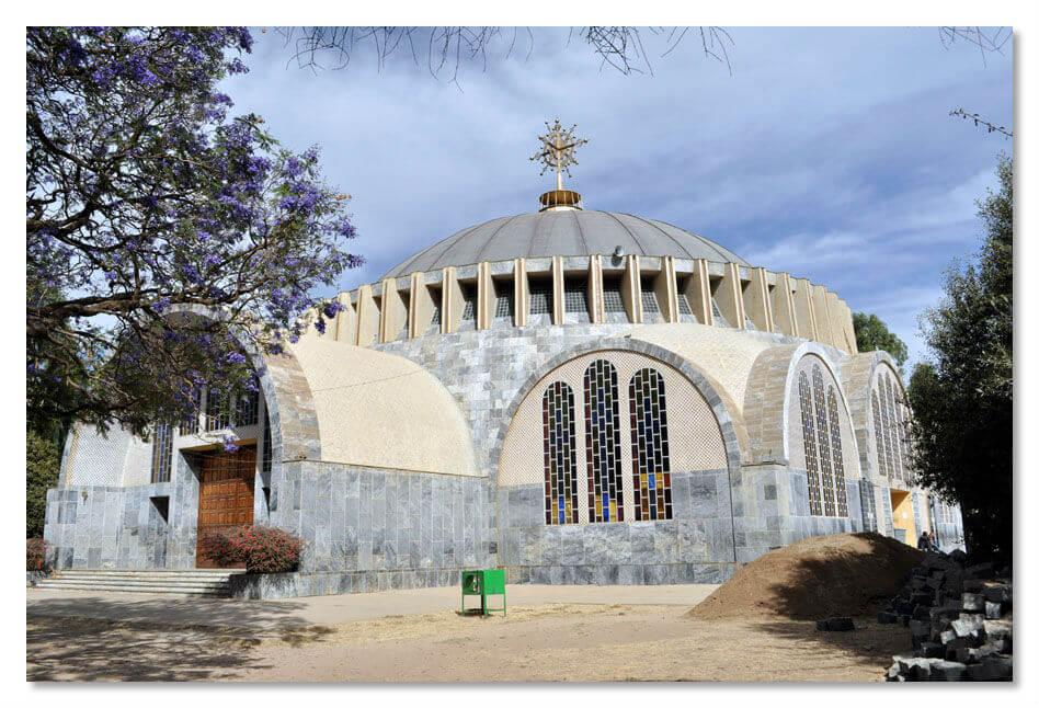 Часовня церкви Марии Сионской
