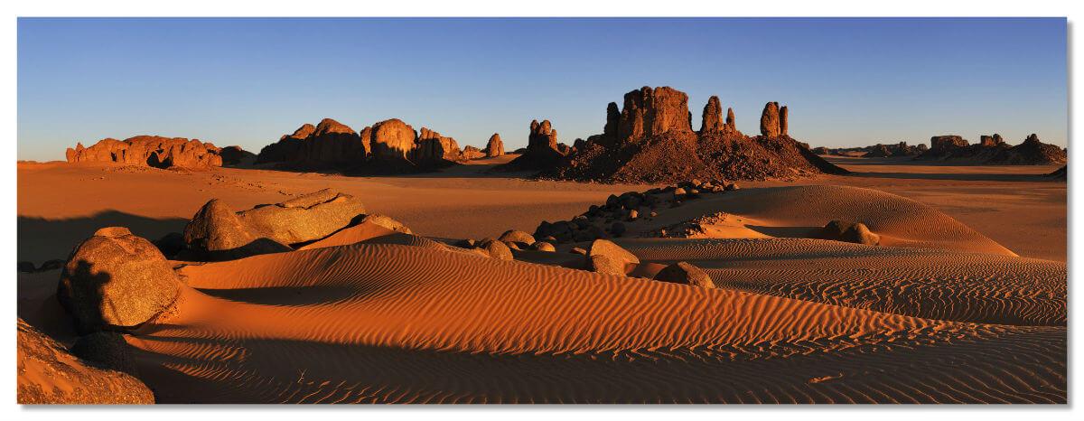 Пустыня Сахара — самая большая песочница в мире