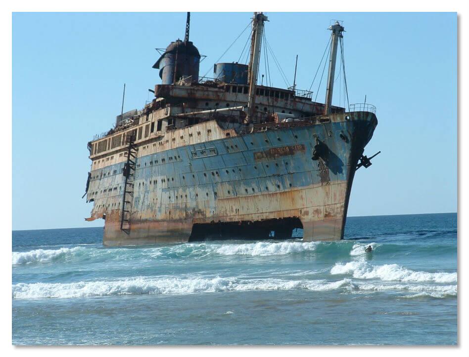 Загадка исчезновения торгового судна не раскрыта до сих пор.