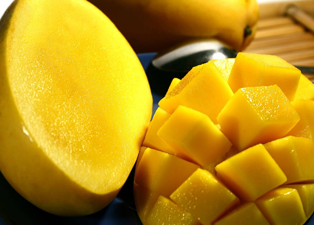 Один из самых знаменитых фруктов Таиланда — это манго