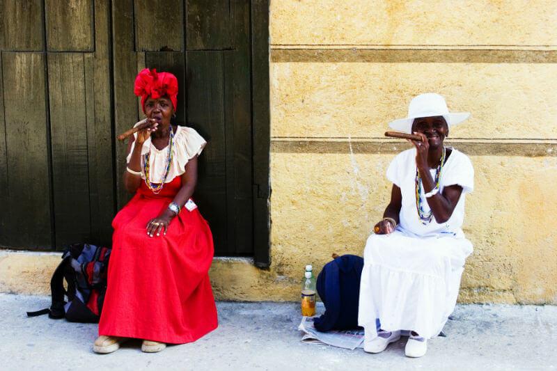 Американская авиакомпания совершает рейсы на Кубу