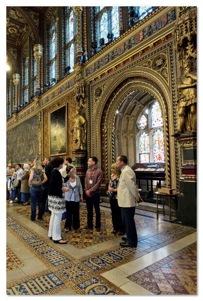 Королевская галерея Вестминстерского дворца