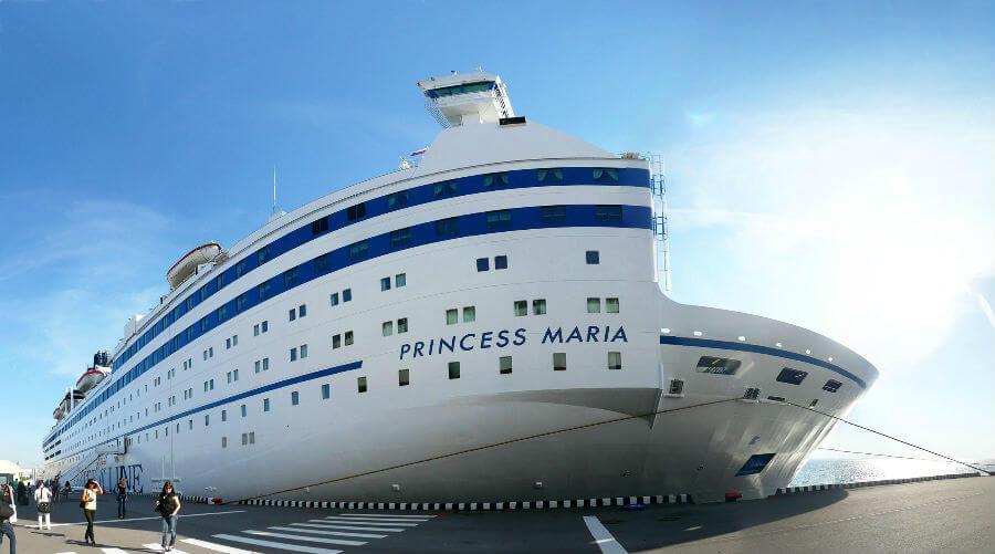 Паром «Принцесса Мария»