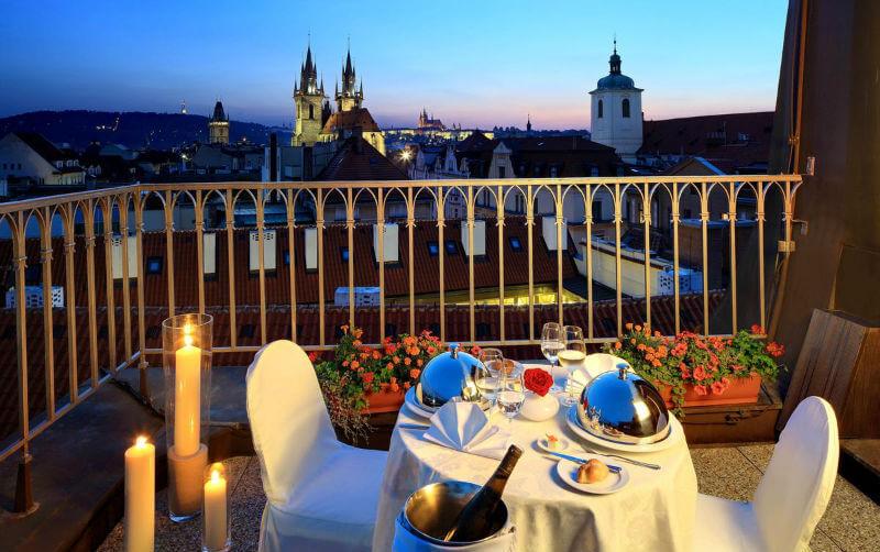 Рестораны Чехии
